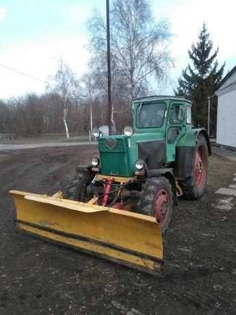 Трактор Т 40АМ з новою поршнєвою
