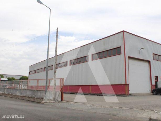 Armazém em Zona Industrial de Albergaria-a-Velha!