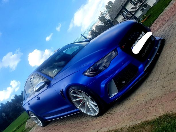 Audi A6 S6  C7//Full Led  Matrix //4x4 // 450 Koni // Zamiana