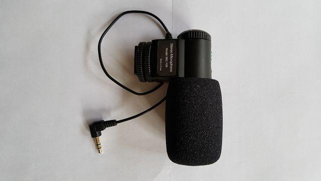 Mikrofon do aparatu fotograficznego