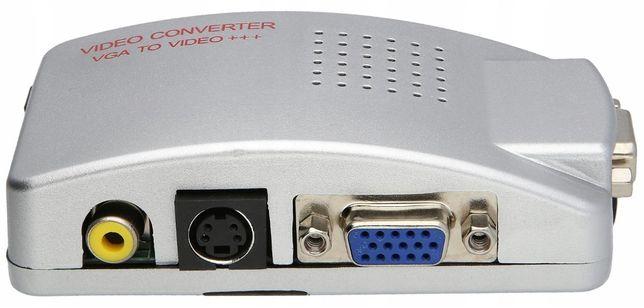 Konwerter sygnału vga - cvbs s-video vga AV / AX-2560F