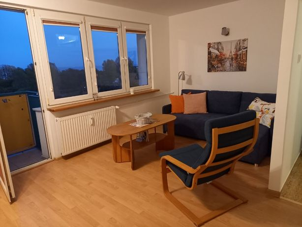 Wynajmę mieszkanie z widokiem na morze w centrum Gdyni