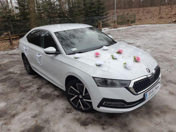 Auto, samochód do ślubu, na wesele, rok prod. 2020, nowoczesny biały