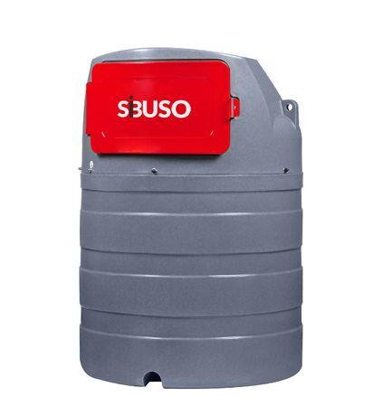 HIT MIASTKO Zbiornik dwupłaszczowy na paliwo SiBUSO 1500 l ON Diesel