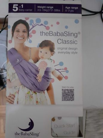 The baby sling Classic
