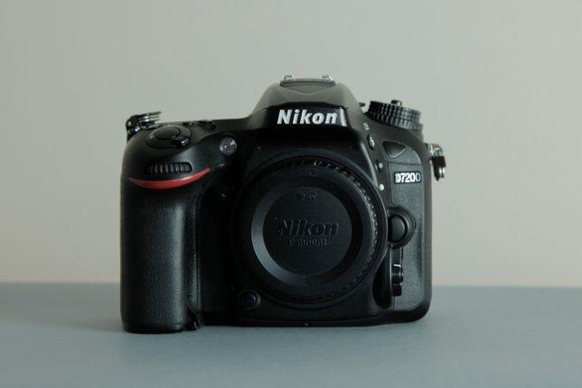 Aparat Nikon d7200