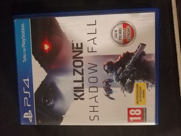 Gra killzone ps4