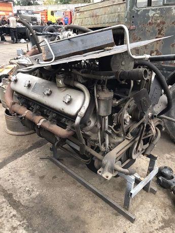 Двигатель ЯМЗ-238Н турбированный, хранение