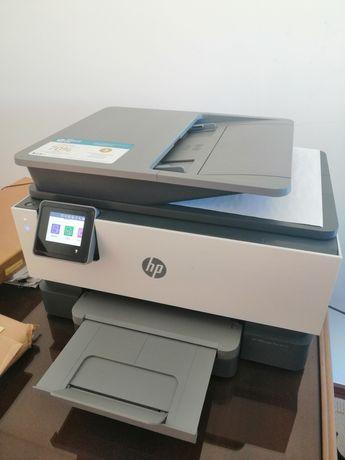 HP OfficeJet Pro 9014 - como nova - impressora multifunções