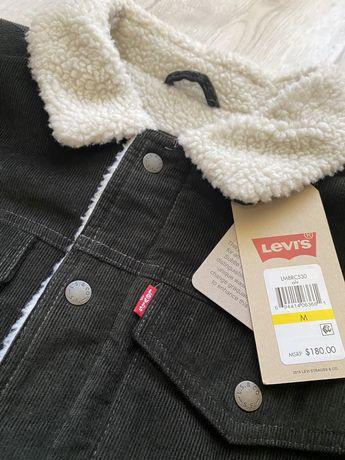 Куртка Levi's & Co Sherpa Trucker Jacket