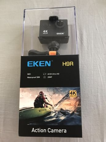 Экшн-Камера с комплектующими