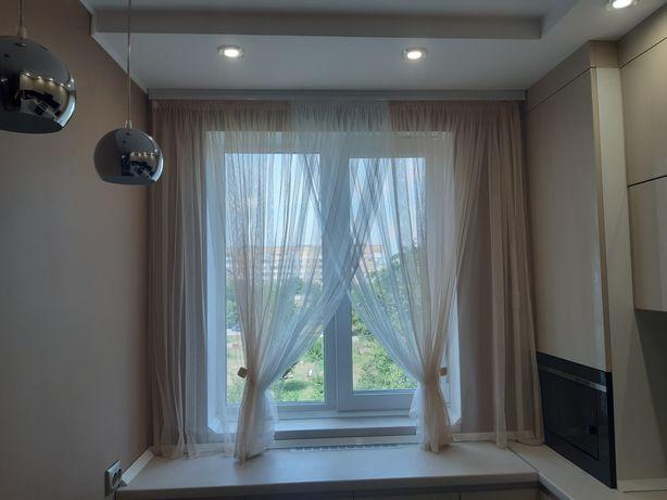 Кухонная тюль, штора