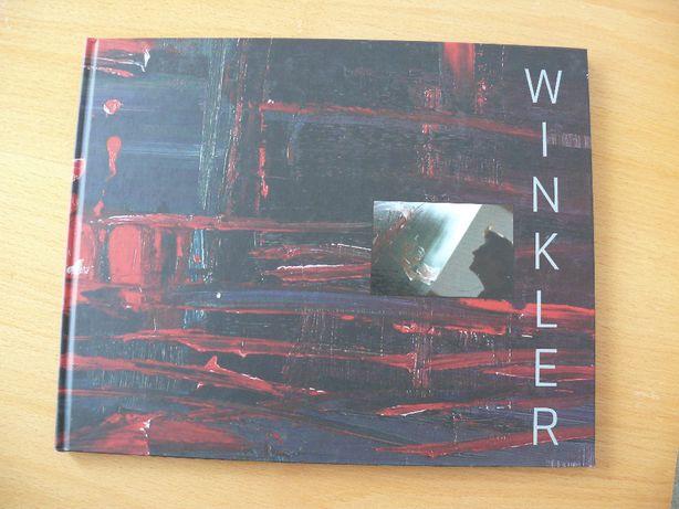 Grzegorz Winkler Album Sztywna oprawa Prezent