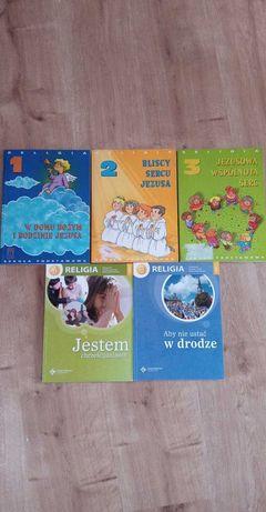 Oddam książki do Religii
