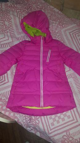 Зимняя куртка Reima р.122 на 6-8 лет. Качество супер