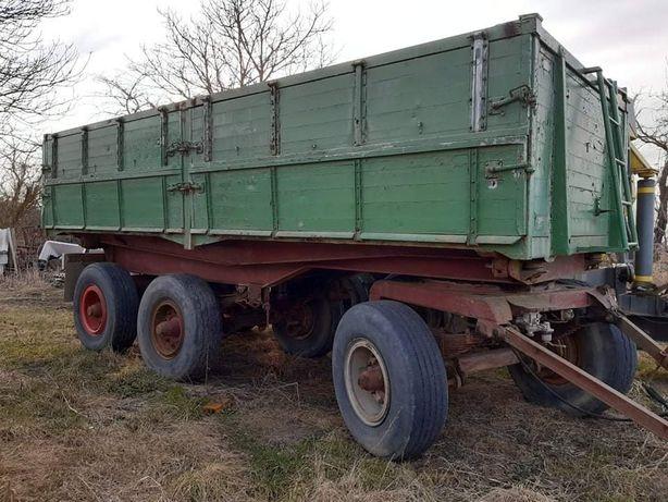 Przyczepa rolnicza kassbohrer 24DMC , 16 - 18 ton