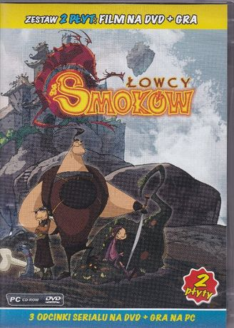 Łowcy Smoków PC+DVD