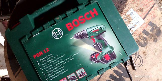 Продам шуруповёрт Bosch