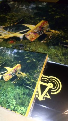 O.S.T.R. HADES - HAO2 LP vinyl splatter + 2CD LTD
