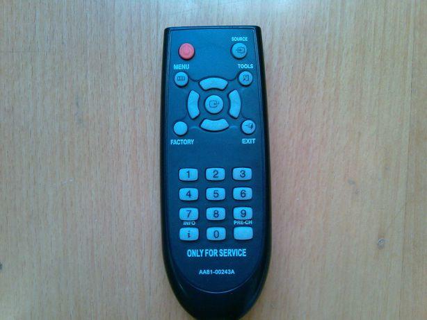 Сервисный пульт Samsung AA81-00243A
