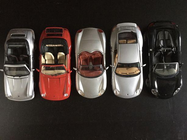 Lote Porsche 1/18