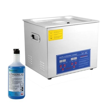 Myjka Ultradźwiękowa Wanna 10L PS-40A +kosz,płyn