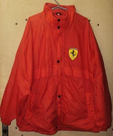 Дождевик куртка ветровка Ferrari р.52