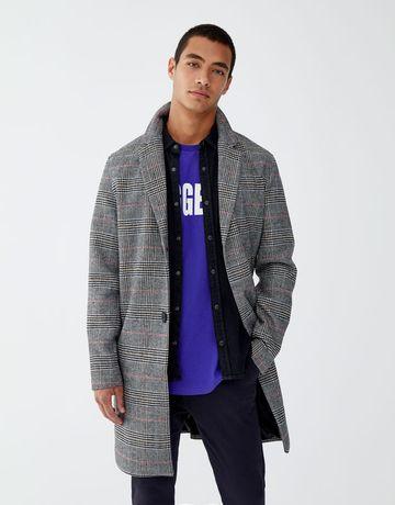 Мужское пальто Zara, Pull&bear