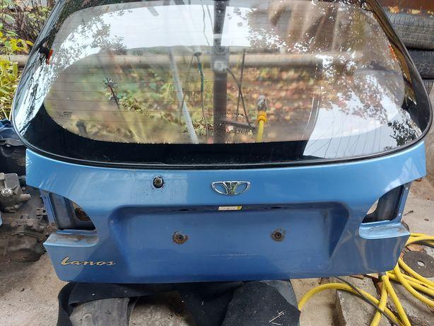 Крышка багажника ланос хетчбек со стеклом