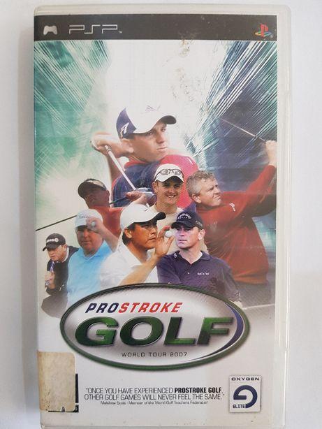 ProStroke Golf: World Tour 2007 PSP Używana Kraków