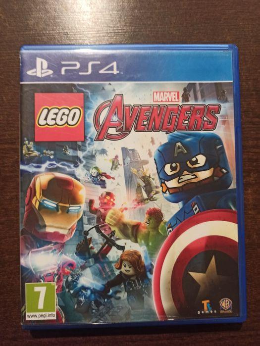 Gra na PS4 Avengers Giżycko - image 1