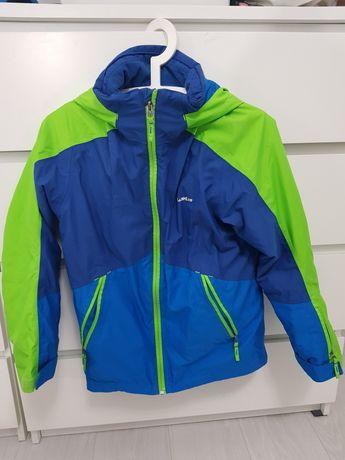 Kurtka narciarska 10 do 12 lat około 150 cm