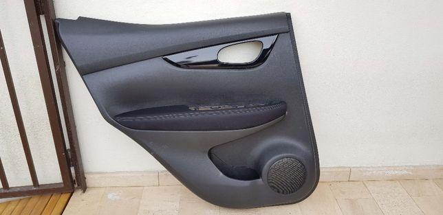 Forra Porta - Nissan Qashqai J11