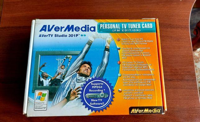 Tv тюнер для пк AVer Media