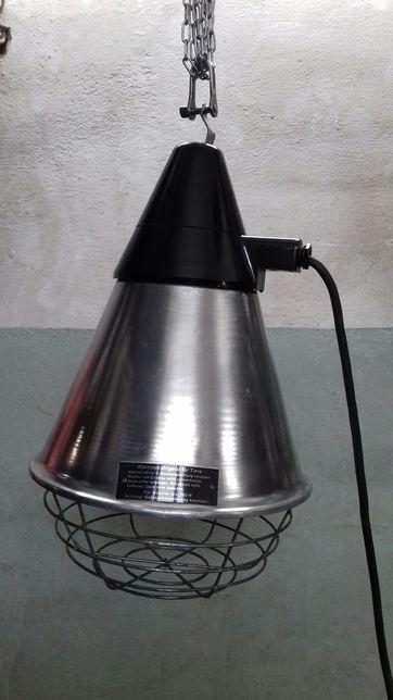 Lampa w stylu vintage loft bakielit industrial