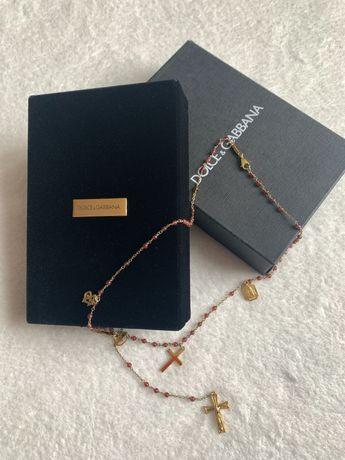 Naszyjnik różaniec Dolce&Gabbana