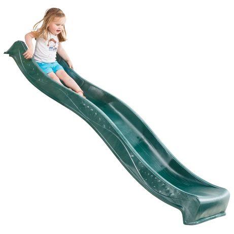 Детская скользкая горка. Спуск 2,2 метра.