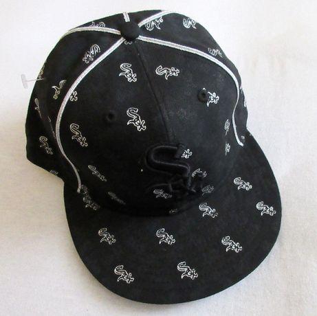 NOWA czapka z prostym daszkiem New Era 59,6 cm 62,5 cm