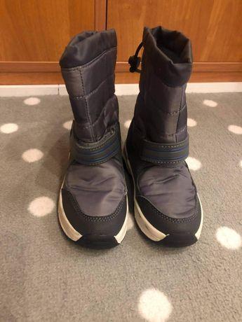Buty zimowe/ śniegowce lupilu 24