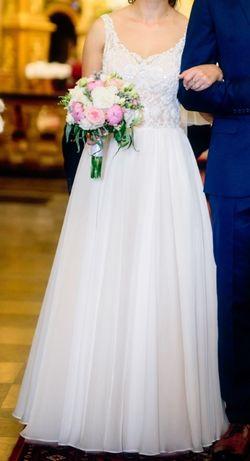 suknia ślubna sonia II 36 s