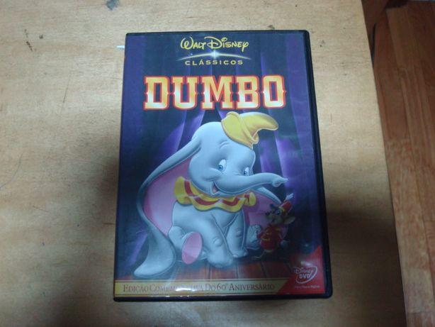 8 dvds originais disney,a bela e o monstro,dumbo, rei leao