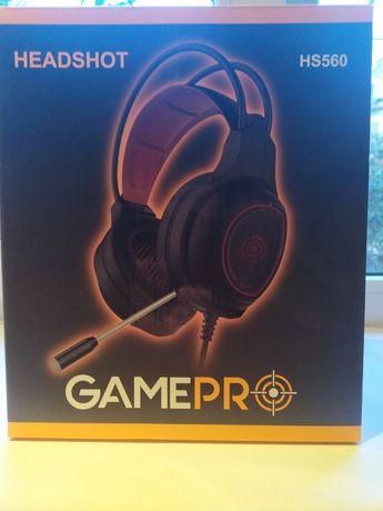 Наушники GamePro Headshot HS560
