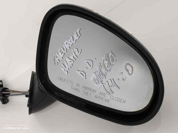 MANUAL Retrovisor direito CHEVROLET MATIZ (M200, M250) 1.0