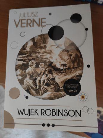 Wujek Robinson Verne