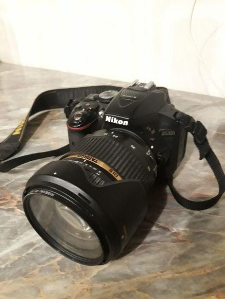 Nikon D5300 Tamron 17-50 F2.8