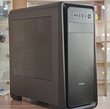 Компьютер (i5-8600K 4.6ГГц/RAM 16Гб/SSD 256Гб/GTX 1060 6Гб)TVOYO