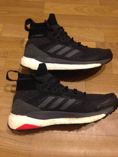 Кроссовки Adidas Terrex Free Hiker 40-40,5р.сост.отл.оригинал