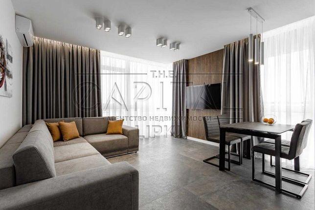 Продажа видовой 3к квартиры в ЖК Французский Квартал 2, Маккейна 1б