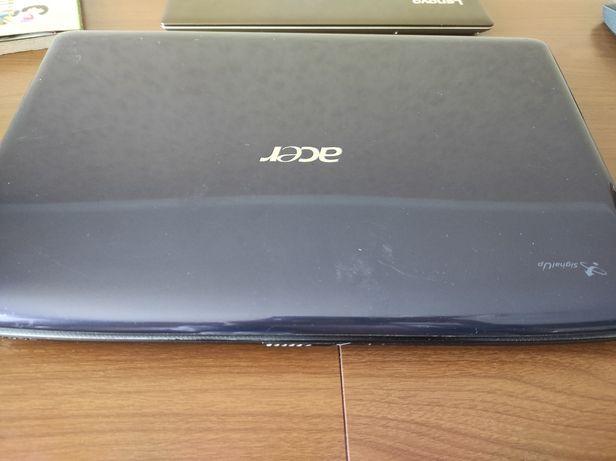 Ноутбук Acer на запчасті