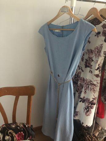 Віддам літнє голубе плаття